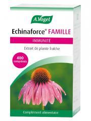 A.Vogel Immunité Echinaforce Famille 400 Comprimés - Flacon 400 Comprimés