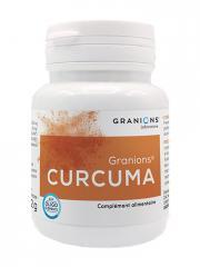 Granions Curcuma 30 Gélules Végétales - Boîte 30 Gélules Végétales
