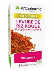Arkopharma Arkogélules Levure de Riz Rouge 150 Gélules - Boîte 150 gélules