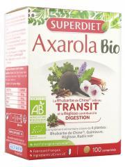 Super Diet Axarola Bio Transit 100 Comprimés - Boîte 100 comprimés