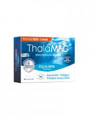 Laboratoires IPRAD Thalamag Magnésium Marin Équilibre Intérieur 30 Comprimés - Boîte 30 Comprimés