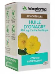 Arkopharma Arkogélules Huile d'Onagre Bio 180 Gélules - Boîte 180 gélules