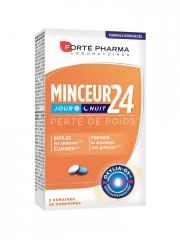 Forté Pharma Minceur 24 Jour et Nuit 28 Comprimés - Boîte 28 comprimés