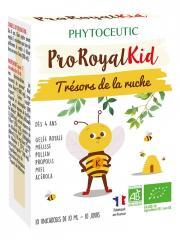 Phytoceutic ProRoyal Kid Trésors de la Ruche Bio 10 Doses - Boîte 10 doses de 10 ml