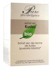 Phytalessence Pure Kudzu Bio 60 Gélules - Pot 60 gélules