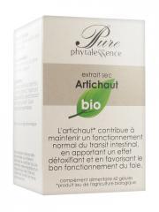 Phytalessence Pure Artichaut Bio 60 Gélules - Pot 60 gélules