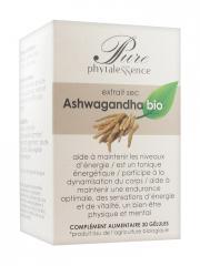 Phytalessence Pure Ashwagandha Bio 30 Gélules - Pot 30 gélules