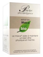 Phytalessence Pure Maca Bio 60 Gélules - Pot 60 gélules