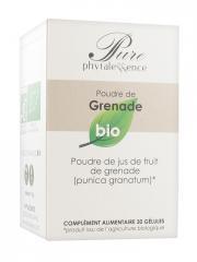 Phytalessence Pure Grenade Bio 30 Gélules - Pot 30 gélules
