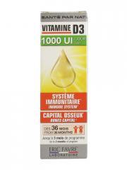 Eric Favre Vitamine D3 20 ml - Flacon compte goutte 20 ml