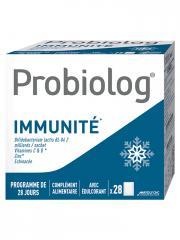Mayoly Spindler Probiolog Immunité 28 Sachets - Boîte 28 sachets