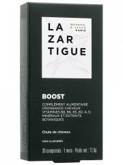 Lazartigue Boost Croissance Cheveux 30 Comprimés - Boîte 30 comprimés