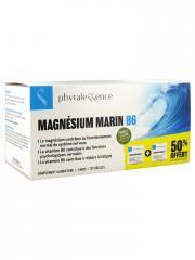 Phytalessence Magnésium Marin B6 Lot de 2 x 60 Gélules - Lot 2 x 60 gélules