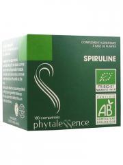 Phytalessence Spiruline Bio 180 Comprimés - Pot 180 comprimés