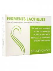 Phytalessence Ferments Lactiques 10 Gélules - Boîte 10 gélules
