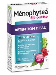 Nutreov Ménophytea Silhouette Rétention d'Eau 30 Comprimés - Boîte 30 comprimés
