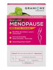 Granions Ménopause 56 Gélules - Boîte 56 gélules
