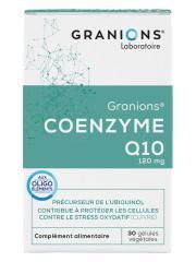 Granions Coenzyme Q10 120 mg 30 Gélules - Boîte 30 gélules