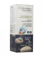 Bausch + Lomb C'Zen Nuit Chronospray avec Édulcorants 20 ml - Spray 20 ml