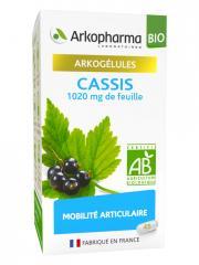 Arkopharma Arkogélules Cassis Bio 45 Gélules - Pot 45 gélules