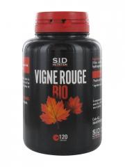 S.I.D Nutrition Vigne Rouge Bio 120 Gélules - Pot 120 gélules