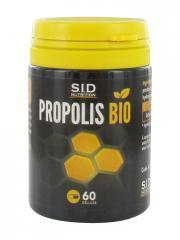 S.I.D Nutrition Propolis Bio 60 Gélules - Pot 60 gélules