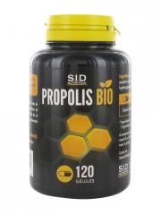 S.I.D Nutrition Propolis Bio 120 Gélules - Pot 120 gélules
