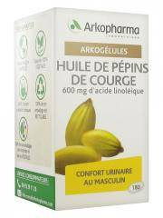 Arkopharma Arkogélules Huile de Pépins de Courge Bio 180 Capsules - Pot 180 capsules