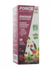 Nutrisanté Force G Vitality Énergie au Quotidien Bio Spray 75 ml - Spray 75 ml
