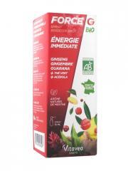 Nutrisanté Force G Booster Shot Bio Spray 75 ml - Spray 75 ml