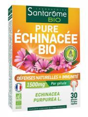 Santarome Bio Pure Échinacée Bio 30 Gélules - Boîte 30 Gélules