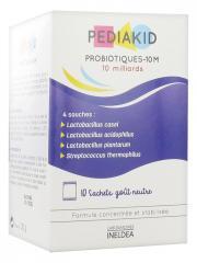 Pediakid Probiotiques-10M 10 Sachets - Boîte 10 sachets