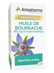 Arkopharma Arkogélules Huile de Bourrache Bio 180 Capsules - Pot 180 capsules