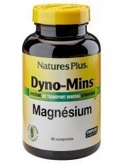 Natures Plus Dyno-Mins Magnésium 90 Comprimés - Flacon 90 comprimés