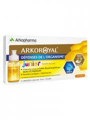 Arkopharma Arko Royal Junior Défenses de l'Organisme 5 Unidoses - Boîte 5 unidoses de 10 ml