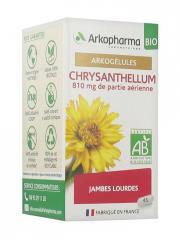Arkopharma Arkogélules Chrysanthellum Bio 45 Gélules - Pot 45 Gélules