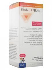 Pileje Biane Enfant Propolis, Sureau, FOS, Zn, Vit C et D 150 ml - Flacon flacon de 150 ml + gobelet doseur