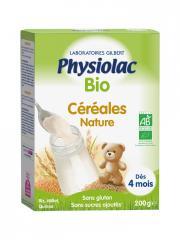 Physiolac Bio Céréales Dès 4 Mois 200 g - Boîte 200 g