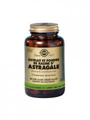 Solgar Extrait et Poudre de Racine d'Astragale 60 Gélules Végétales - Flacon 60 Gélules Végétales