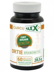 CurcumaxxC+ Ortie Bio 60 Gélules - Flacon 60 gélules