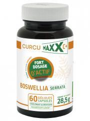 CurcumaxxC+ Boswellia Bio 60 Gélules - Flacon 60 gélules