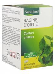 Naturland Racine d'Ortie 75 Végécaps - Pot 75 gélules