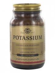 Solgar Potassium 100 Comprimés - Flacon 100 comprimés
