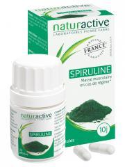 Naturactive Spiruline 20 Gélules - Boîte 20 gélules