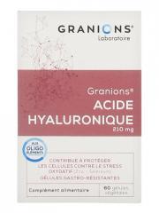 Granions Acide Hyaluronique 60 Gélules Végétales - Boîte 60 gélules