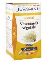 Juvamine Vitamine D Végétale 30 Gélules - Boîte 30 Gélules