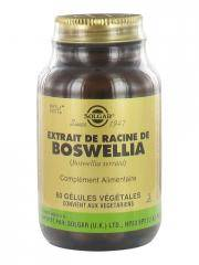 Solgar Extrait de Racine de Boswellia 60 Gélules Végétales - Flacon 60 Gélules Végétales