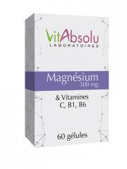 VitAbsolu Magnésium 60 Gélules - Boîte 60 gélules