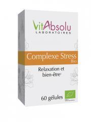 VitAbsolu Complexe Stress Bio 60 Gélules - Boîte 60 gélules