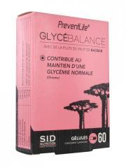 S.I.D Nutrition PreventLife GlycéBalance 60 Gélules - Boîte 60 gélules